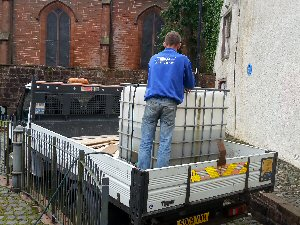 Photo of Mauchline Parish Church Project