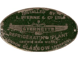 Photo of Sternette Badge