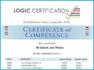 Scan of Certificate 3