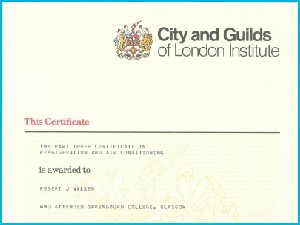 Scan of Certificate 4