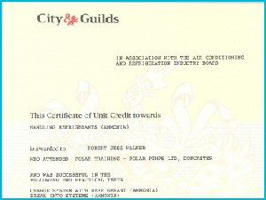 Scan of Certificate 5