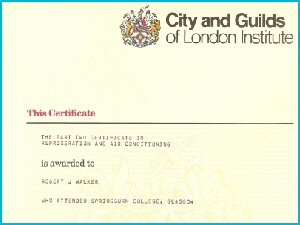 Scan of Certificate 7