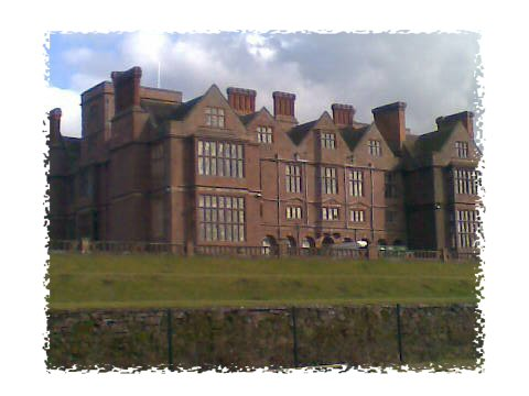Photograph of Condover Hall